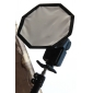mini-8 angle Softbox 30 x 30 cm (taille L)