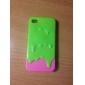 плавление мороженого модель относится к iphone 4 и 4S (разных цветов)