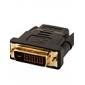 macho DVI para HDMI v1.3 conversor adaptador fêmea