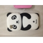 iPhone 4/4S Hoesje In Pandapatroon