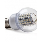 E26/E27 W 66 SMD 3528 430 LM Warm White A Globe Bulbs AC 220-240 V