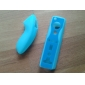 Protective Silicone Case/Skin for Nintendo Wii/Wii U Remote and Nunchuk/Blue (BCM033)