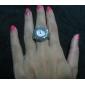Metal Ring Watch