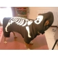 pethingtm [xmassale] mono estilo perros noctilucentes hueso con parche en el ojo para perros (negro, xs-xl)