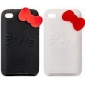 Protective Sillica Gel Soft Case for Touch 4 (White)