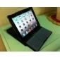 iPad 2&The new iPad用 Bluetooth 2.0 ワイヤレス QWERTY キーボード 360度回転ケースホルダー付