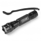 WF-501B Waterproof 5-Mode Cree XM-L T6 LED Flashlight (1000 LM, 1x18650, Black)