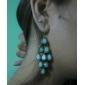 Lureme®Water Droplets Droplight Earrings