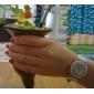 아가씨들 캐쥬얼 시계 일본 쿼츠 석영 밴드 화이트