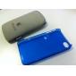 아이폰에 대한 보호 소프트 파우치 가방 (회색)