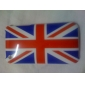UK National cas de conception du pavillon dur pour iPhone 3G et 3GS (multi-couleur)