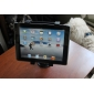 360 astetta kääntyvä imukuppi autojalusta iPadille, iPad 2:lle, uudelle iPadille, P1000:lle, P7510:lle ja muille