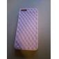 Мягкий чехол для iPhone 5 с объемным дизайном (разные цвета)