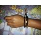 108 Beads Ebony Wooden Bracelet