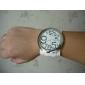 Orologio da donna con cinturino e quadrante bianco Y9027