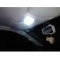 dôme 9 LED SMD intérieur 42mm ampoule