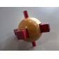 fechamento do enigma de madeira do brinquedo torpedo iq cubo mágico quebra-cabeça