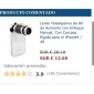 Optical 8X Zoom Telescope Camera Lens Manual Focus with Hard Back Case for Apple iPhone4 4S