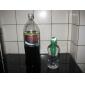 aktivert karbon filtrering 400 / 580ml vann flaske (tilfeldig farge)