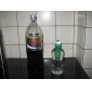 aktivovaný filtrační uhlík 400/580 ml láhev s vodou (náhodné barvy)