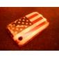 Blackberry 8520, 8530, 9300, 9330 Hoesje In Amerikaanse Vlag