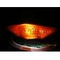 Автомобильная LED лампа для стоп-сигнала, DC 12V, белый свет, 1157 4W 60x3528 SMD