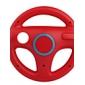 Renn-Lenkrad für Wii (verschiedene Farben)