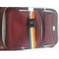alta qualidade banda reforço bagagem com fechadura codificada