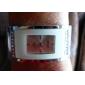 RVS Armbandhorloge - Wit