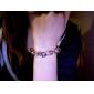 strass de la mode bracelet de style pendentif de coeur