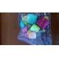 coloré collier cauris losange pour les femmes (multicolore)