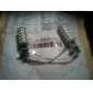 Светодиодные противотуманные лампы для автомобильных фар, H3 68 SMD LED Белый 220LM, 12V