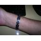 Bracelete de Aço (Prateada)