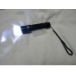 POWER STYLE 3-modus Cree XR-E Q5 zoom LED-lommelykt (1x18650/3xAAA)