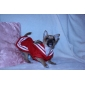 Dog Dresses - XS / S / M / L / XL - Spring/Fall - Red Cotton
