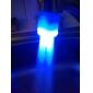 Stilvoller Küchen LED-Wasserhahn  (Kunststoff, blau)