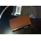 Кожаный чехол визитная карточка дела (случайный цвет)