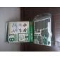 Solar betriebene Spielsachen Grün Plastik