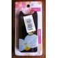 Жесткий чехол для iPhone 4/4S с дизайном кошки