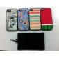 Trendy Cell Velvet Bag for iPhone (Black)