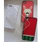 Case Suave para iPhone 5 - Ponto Saliente(Várias Cores)