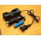 UltraFire mini Zoom 5-Mode Cree XM-L T6 LED Flashlight Set (700LM, 1x18650)