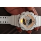 Unisex Sport Watch Analog-Digital display Multi-Function Silicone Strap