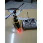 502B F-Series 4-Channel Alloy Structure Remote Control Helicopter with Gyro (Yellow)