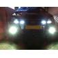 9006 6W 120x3528 SMD White LED Bulb for Car Fog Lamp (12V, 2-Pack)