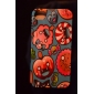 Snacks Pattern Hard Case for iPhone 4 and 4S