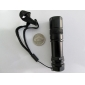 1-Mode Aluminum Alloy LED Flashlight (1x14500, Black)