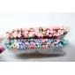 100pcs 3d canne à tige bâton autocollant nail art décoration (couleur aléatoire)