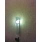 Светодиодная лампа с теплым белым светом, E27 1W 12x3528SMD 30LM 2700K  (220-240)