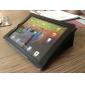 נרתיק עור pu מגן ומעמד עבור iPad 2/3/4 (צבעים שונים)